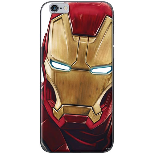 Ốp Lưng Hình Ironman Dành Cho iPhone 6 Plus / 6s Plus