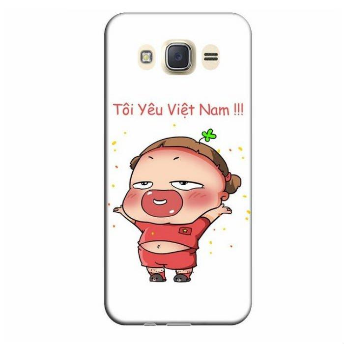 Ốp Lưng Dành Cho Samsung Galaxy J7 2016 Quynh Aka 1