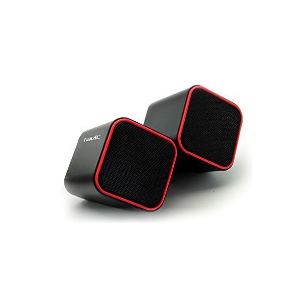 Đôi Loa HAVIT HV-SK473 (Màu đỏ đen)