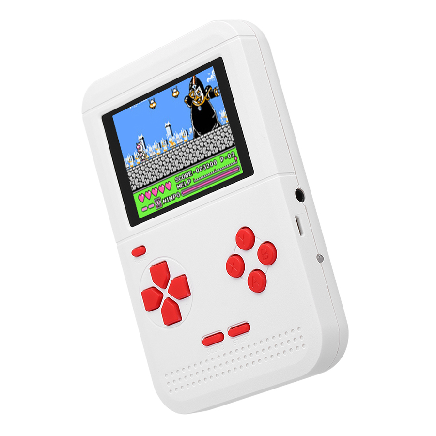 Q1 Handheld Game Console Gaming Machine Dual Battery Supply Built-in 300 Classic Games AV Out With 2.6inch Screen - 2335278 , 5976068643433 , 62_15167811 , 532000 , Q1-Handheld-Game-Console-Gaming-Machine-Dual-Battery-Supply-Built-in-300-Classic-Games-AV-Out-With-2.6inch-Screen-62_15167811 , tiki.vn , Q1 Handheld Game Console Gaming Machine Dual Battery Supply Bui