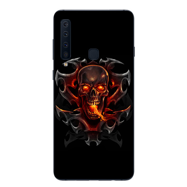 Ốp lưng Dẻo Cho Samsung Galaxy A9 2018 - Đầu lâu