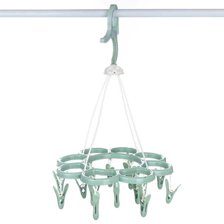 Accor 16 clip flower hanger underwear underwear hanger
