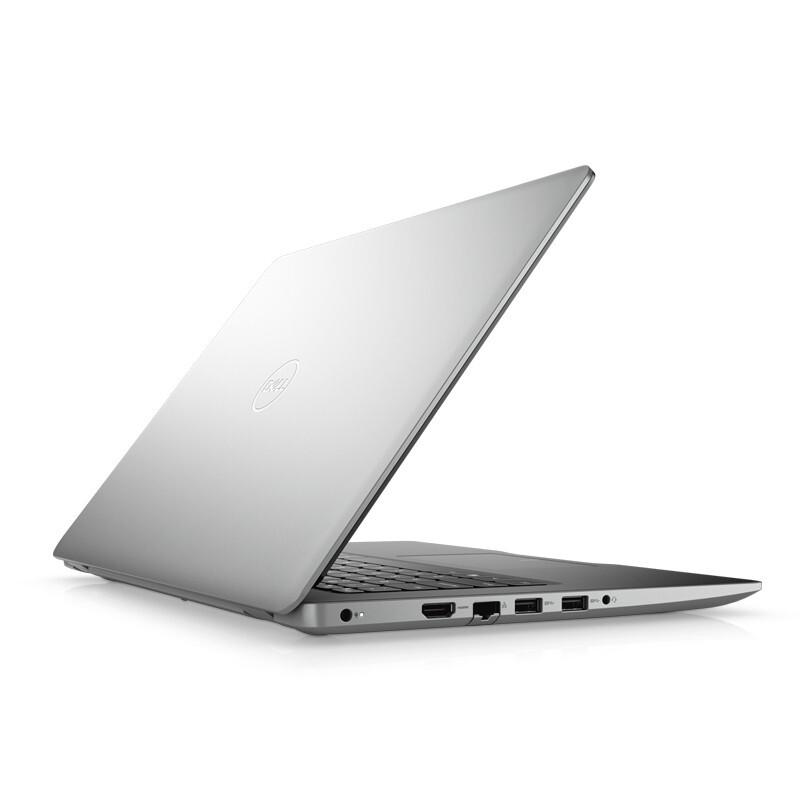 """Laptop Dell Inspiron 3480 N4I5107WS i5-8265U 8GB 256GB 14"""" HD Win10 - Silver - Hàng chính hãng"""