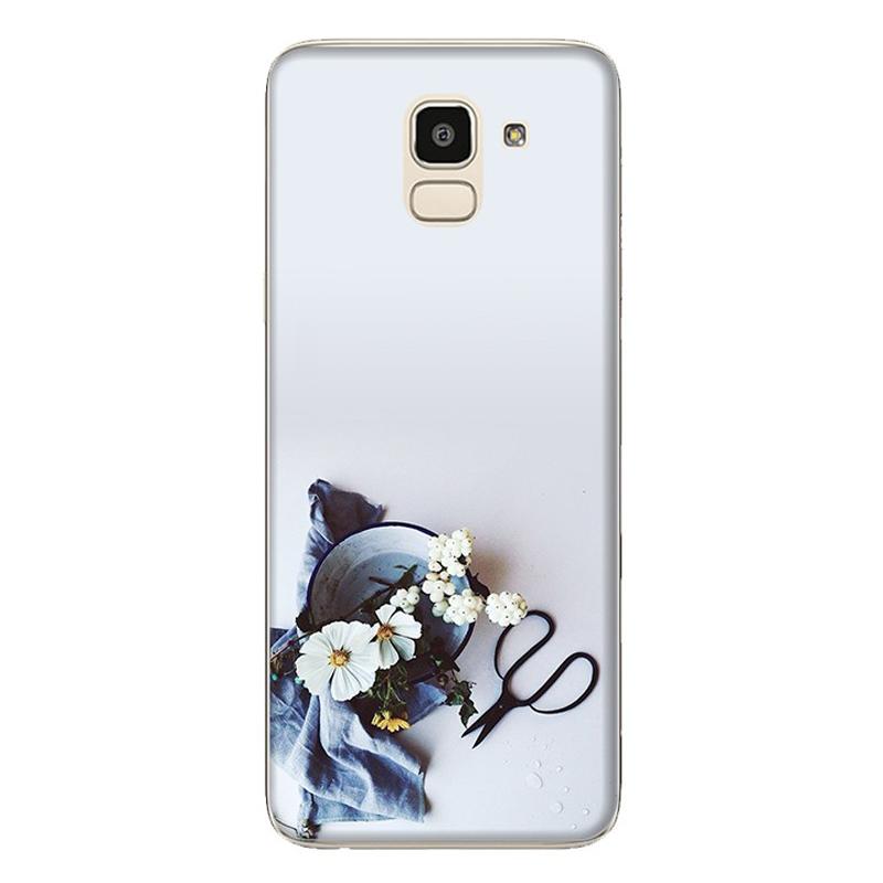 Ốp Lưng Dành Cho Samsung Galaxy J6 - Mẫu 158
