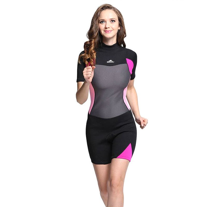 Unisex Snorkeling Suit One Piece Short Sleeve Wetsuit 2Mm Neoprene Thicke Sailboat Surf Clothing - 2177457 , 8816362084235 , 62_13972996 , 1036000 , Unisex-Snorkeling-Suit-One-Piece-Short-Sleeve-Wetsuit-2Mm-Neoprene-Thicke-Sailboat-Surf-Clothing-62_13972996 , tiki.vn , Unisex Snorkeling Suit One Piece Short Sleeve Wetsuit 2Mm Neoprene Thicke Sailb