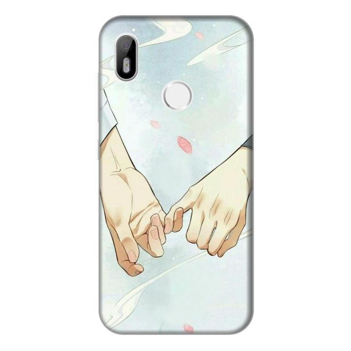 Ốp lưng điện thoại Vsmart Joy 1 hình Nắm Lấy Tay Anh - Hàng chính hãng