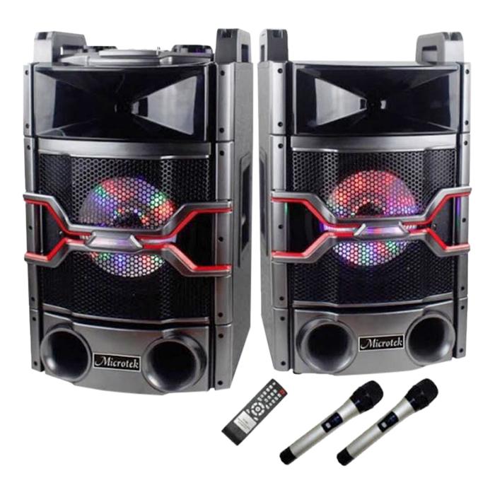 Loa Microtek MTK-04 (600W)