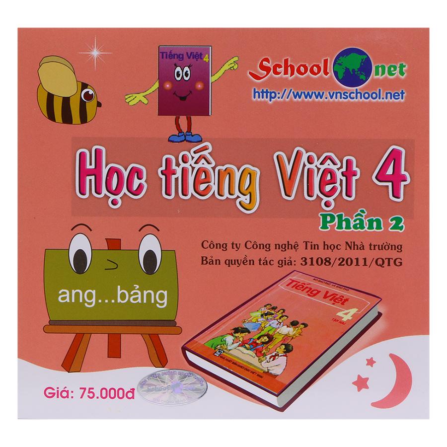 Phần Mềm Học Tiếng Việt Lớp 4 Phần 2 HTV4P2