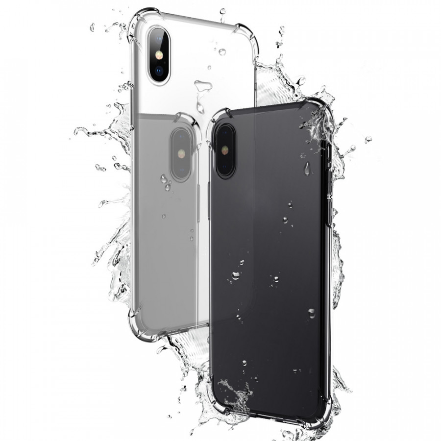 Ốp Lưng Chống Bám Bụi TPU iPhone X (5.8 inch)