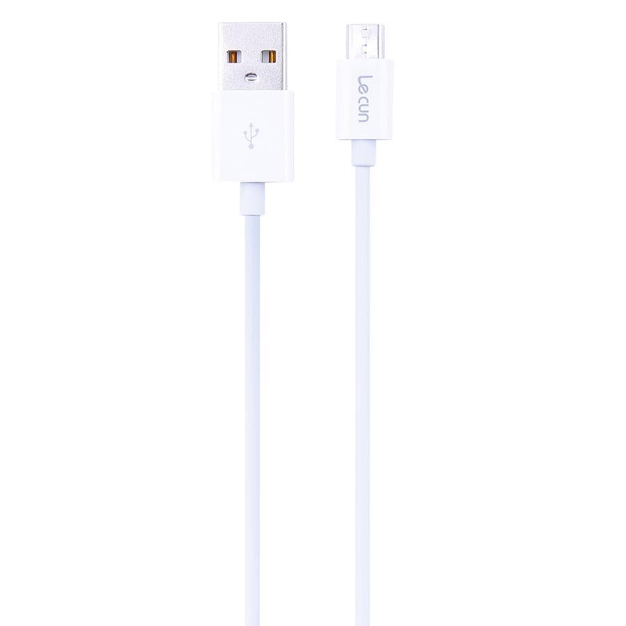 Dây Cáp Sạc Nhanh Micro USB Lecun (1m)