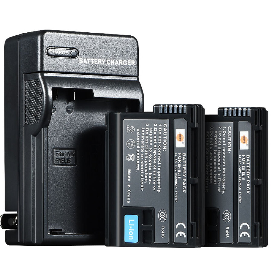 Sạc Pun Máy Ảnh Diste (Dste) Nikon D850 D800 D7500 D7200