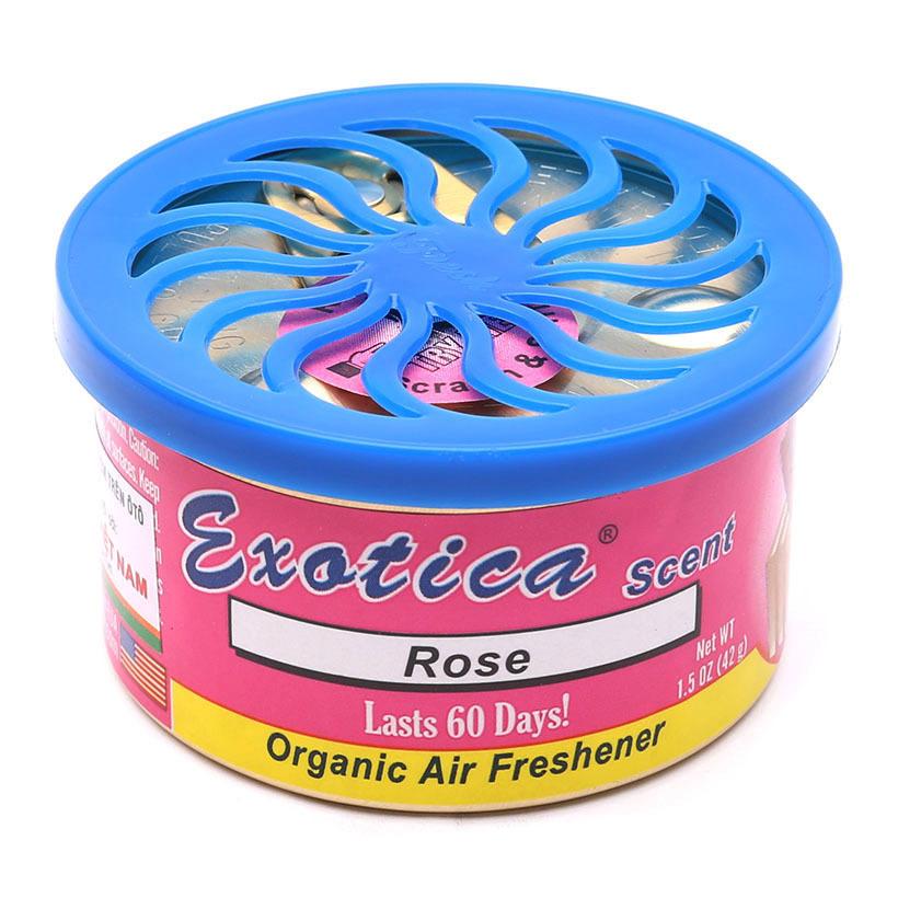 Sáp Thơm Ô Tô Exotica Rose (42g)