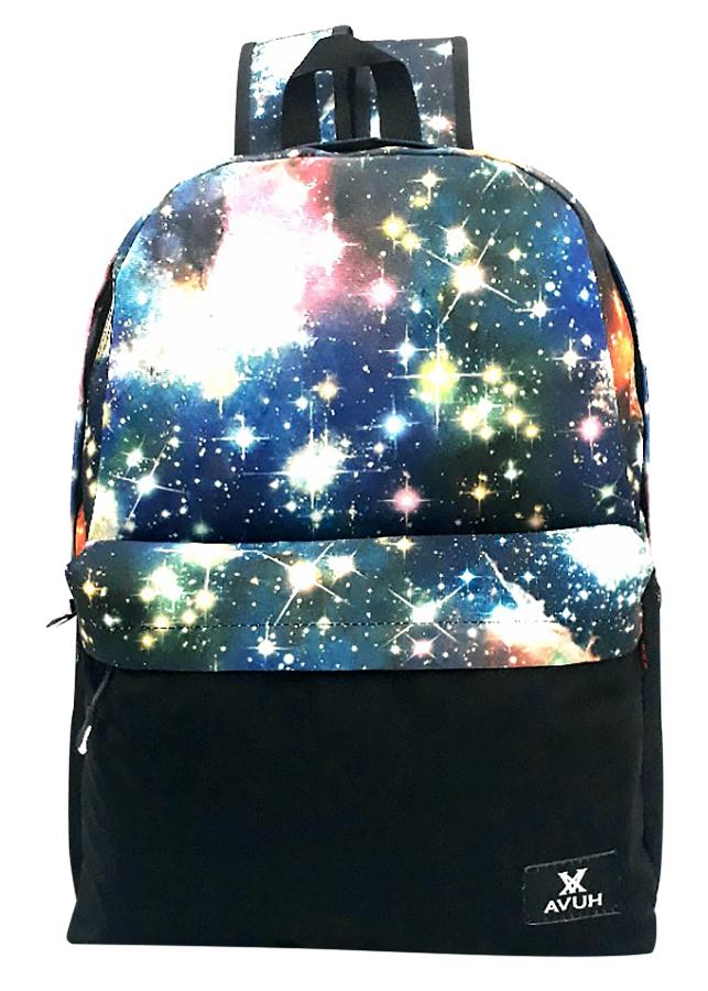 Balo Thời Trang Nam Nữ Galaxy AVUH (31 x 43 cm) - 916787 , 7829494140985 , 62_1810381 , 250000 , Balo-Thoi-Trang-Nam-Nu-Galaxy-AVUH-31-x-43-cm-62_1810381 , tiki.vn , Balo Thời Trang Nam Nữ Galaxy AVUH (31 x 43 cm)