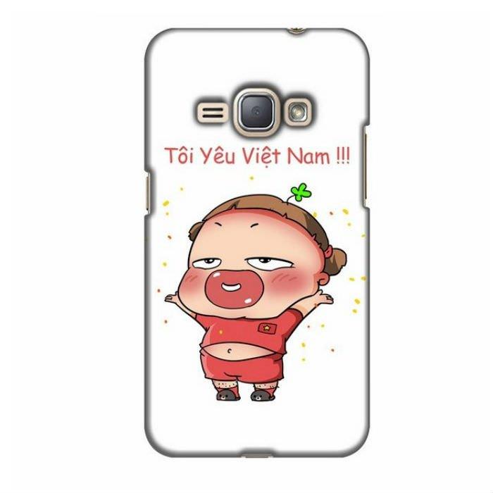 Ốp Lưng Dành Cho Samsung Galaxy J1 2016 Quynh Aka 1