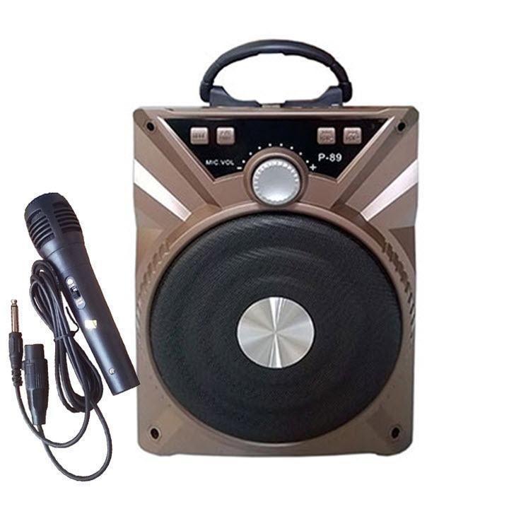 Loa Bluetooth P88/P89 ( GIAO MÀU NGẪU NHIÊN )