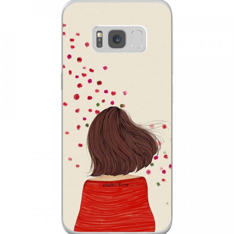 Ốp Lưng Cho Điện Thoại Samsung Galaxy S8 - Mẫu 482