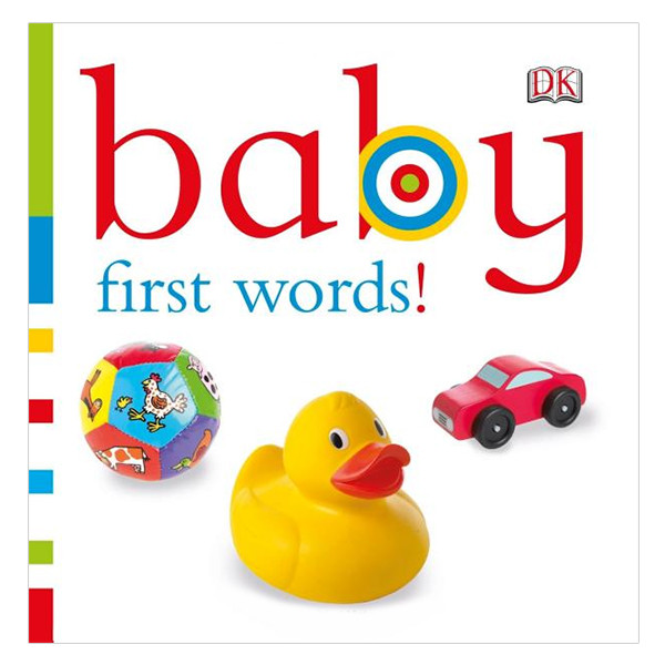 Baby First Words! (Chunky Baby) [Board book]