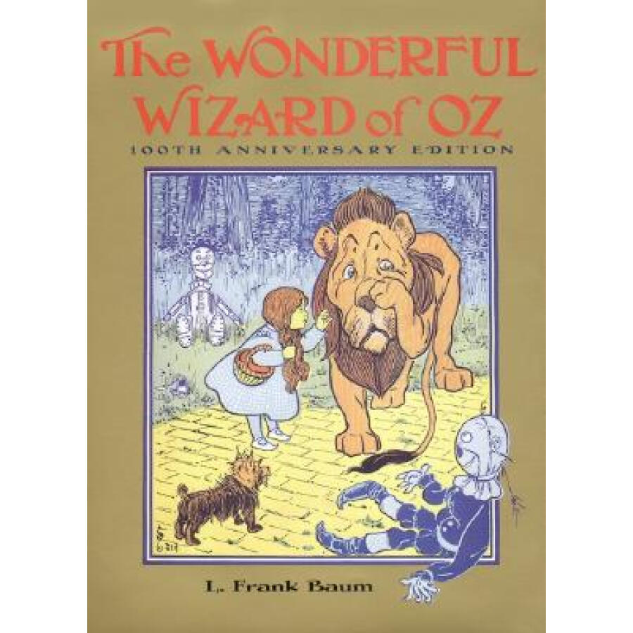 The Wonderful Wizard of Oz (Books of Wonder) - 1237191 , 7116855565090 , 62_5269945 , 581000 , The-Wonderful-Wizard-of-Oz-Books-of-Wonder-62_5269945 , tiki.vn , The Wonderful Wizard of Oz (Books of Wonder)
