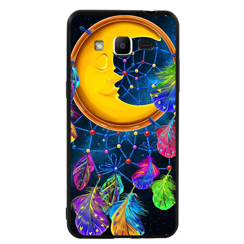 Ốp lưng nhựa cứng viền dẻo TPU cho điện thoại Samsung Galaxy J2 Prime -Dreamcatcher 10