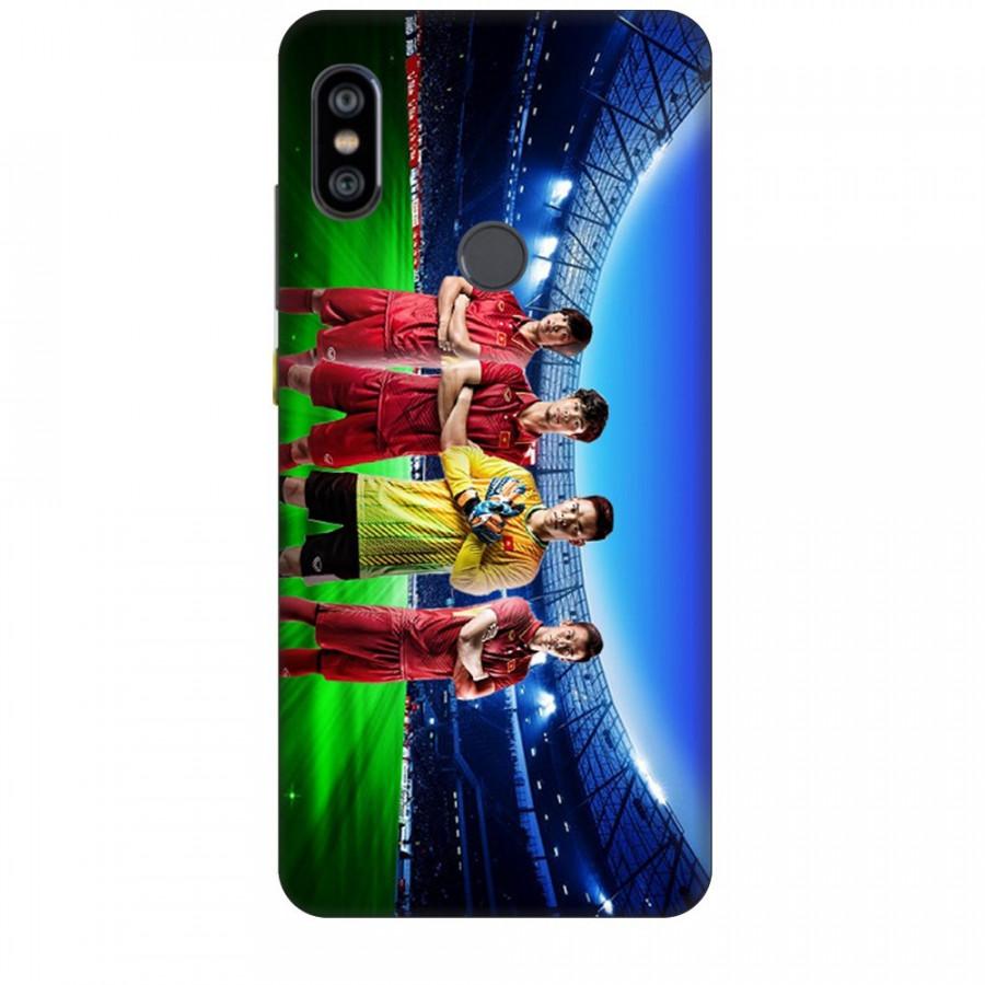 Ốp Lưng Dành Cho Xiaomi Note 6 Pro AFF Cup - Đội Tuyển Việt Nam Mẫu 2