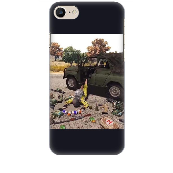 Ốp lưng dành cho điện thoại IPHONE 7 hinh PUBG Mẫu 03