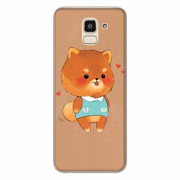 Ốp Lưng Dành Cho Samsung Galaxy J6 - Mẫu 11