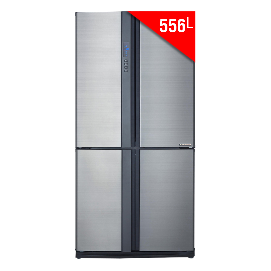 Tủ Lạnh Inverter Sharp SJ-FX631V-SL (556L)