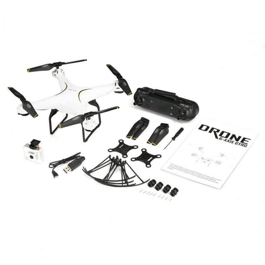 Flycam Quadcopter Điều Khiển Từ Xa RC600 (2.4G)