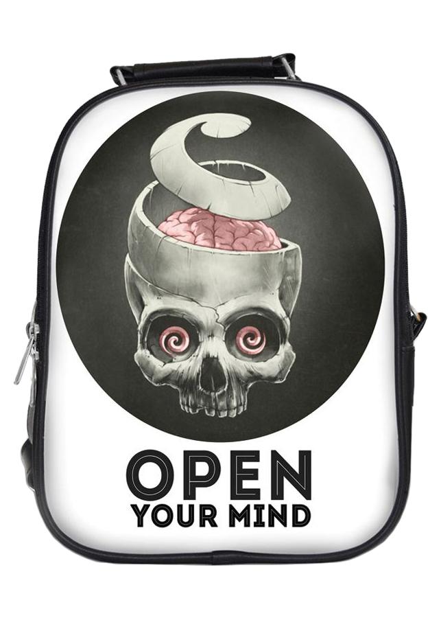Balo In Hình Đầu Lâu Open Your Mind BLAA047 - 1787742 , 5562129867162 , 62_11003083 , 340000 , Balo-In-Hinh-Dau-Lau-Open-Your-Mind-BLAA047-62_11003083 , tiki.vn , Balo In Hình Đầu Lâu Open Your Mind BLAA047