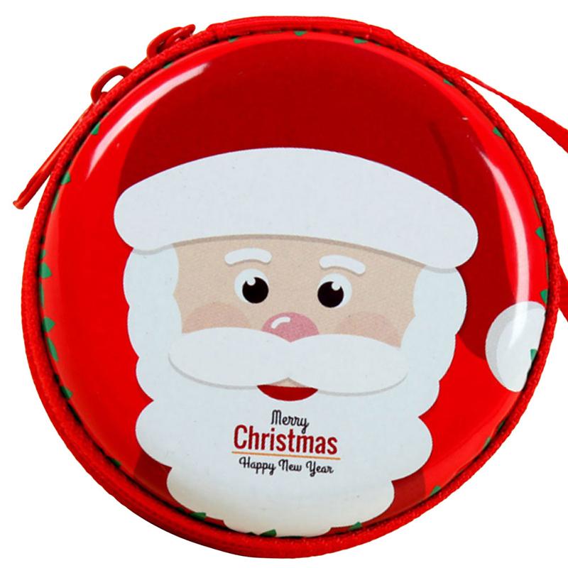 Hộp Sắt Quà Tặng Giáng Sinh Trẻ Em