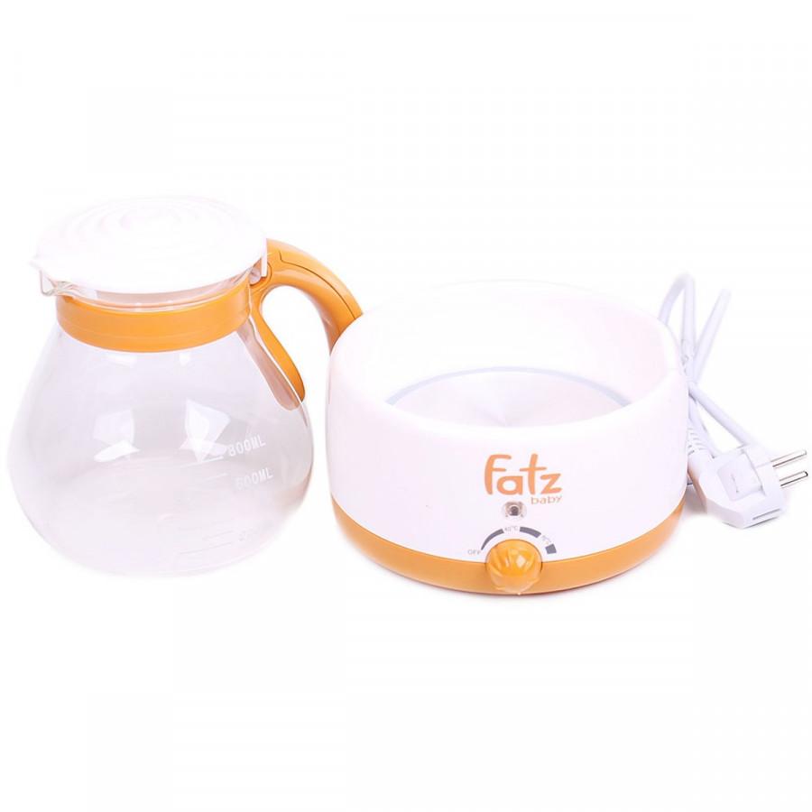 Máy Hâm Nước Pha Sữa Fatzbaby FB3004SL (800ml)
