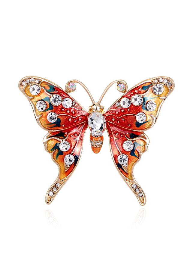 Cài áo Hoàng hậu bướm - 1550293 , 5719749126982 , 62_10046736 , 197000 , Cai-ao-Hoang-hau-buom-62_10046736 , tiki.vn , Cài áo Hoàng hậu bướm