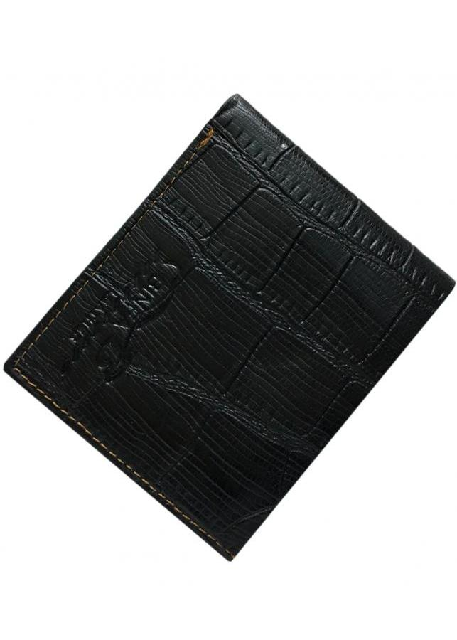 Ví nam dáng ngang chất da cao cấp thời trang lịch lãm VCS01 (màu đen)