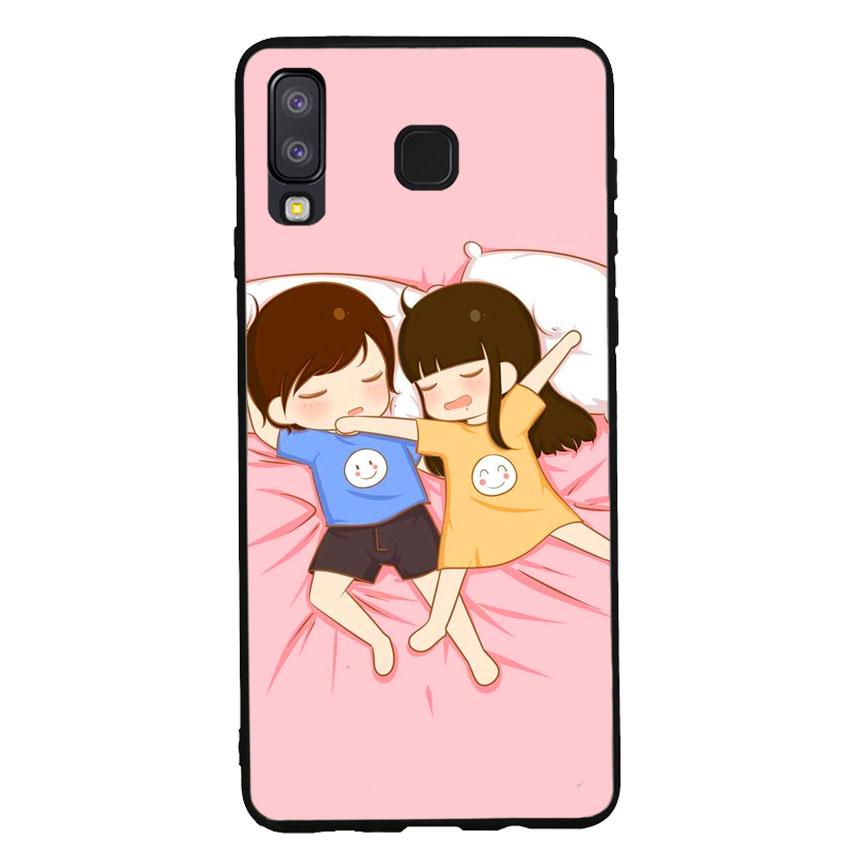 Ốp Lưng Viền TPU cho điện thoại Samsung Galaxy A8 Star - Couple 08 - 9538878 , 1696364975208 , 62_19310210 , 200000 , Op-Lung-Vien-TPU-cho-dien-thoai-Samsung-Galaxy-A8-Star-Couple-08-62_19310210 , tiki.vn , Ốp Lưng Viền TPU cho điện thoại Samsung Galaxy A8 Star - Couple 08