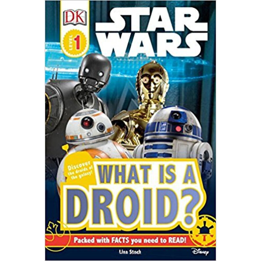 DK Reader Star Wars ? What is a Droid?