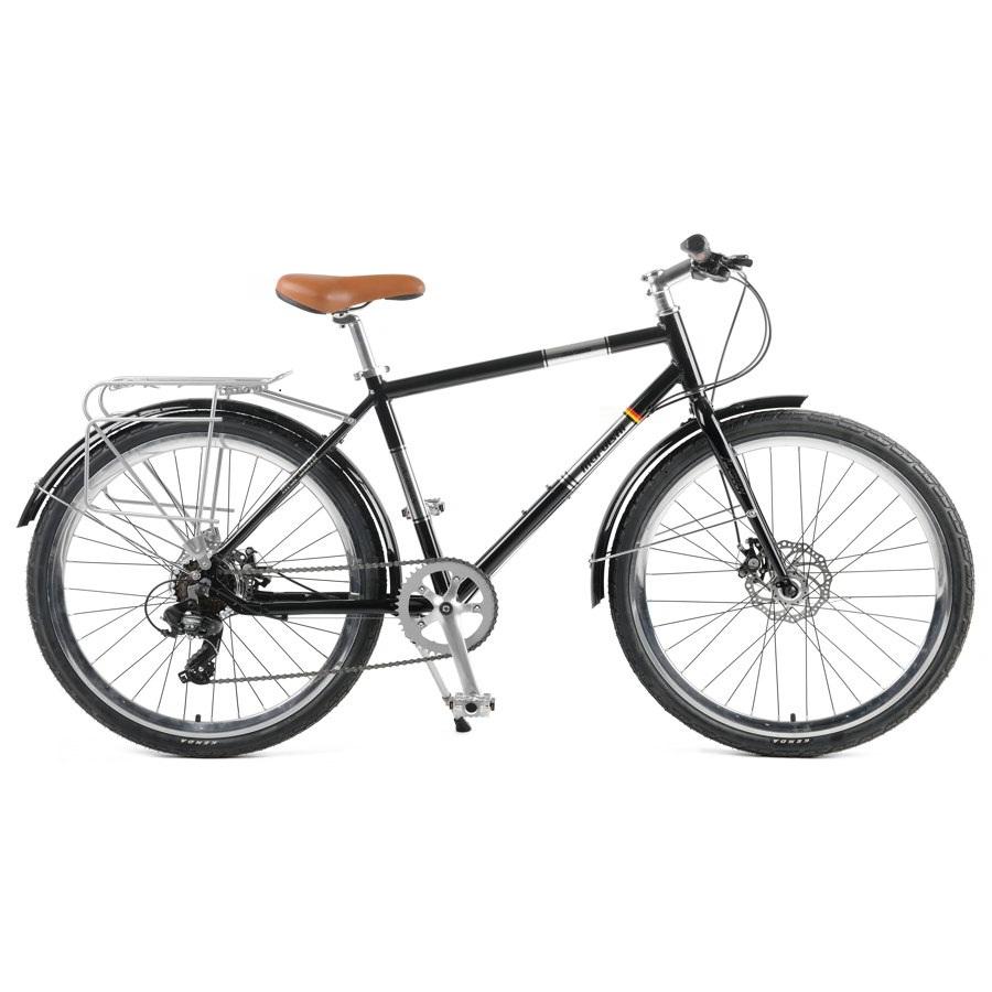 Xe đạp thể thao Nhật Bản ALASKAN City Bikes