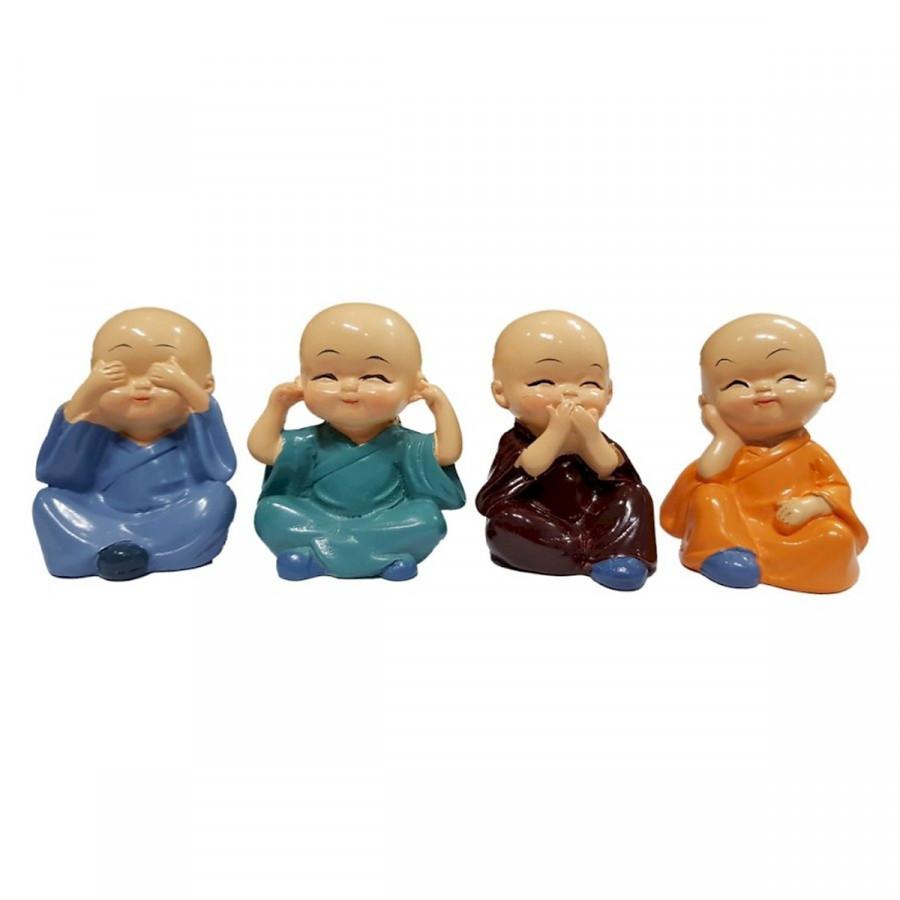 Bộ tượng tứ không - Bộ tượng vui vẻ -Bộ tượng 4 chú tiểu - 1883784 , 8207173825009 , 62_14382025 , 165000 , Bo-tuong-tu-khong-Bo-tuong-vui-ve-Bo-tuong-4-chu-tieu-62_14382025 , tiki.vn , Bộ tượng tứ không - Bộ tượng vui vẻ -Bộ tượng 4 chú tiểu