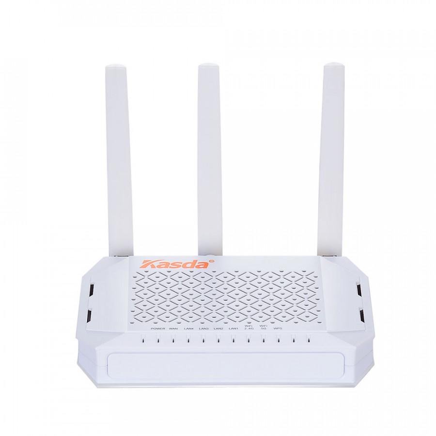 Bộ phát sóng wifi băng tần kép Kasda KW6512