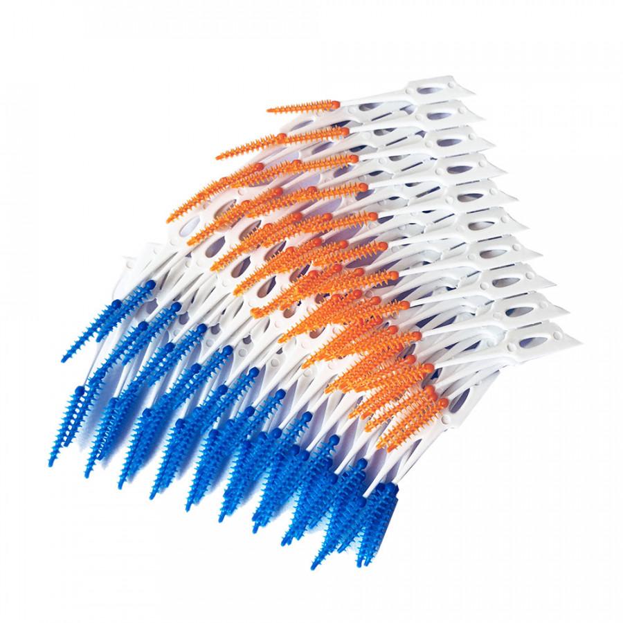 80Pcs/Box Dental Floss Interdental Brush Teeth Stick Toothpick Soft Silicone Tooth Picks Oral Cleaning Care - 804107 , 8294069303994 , 62_14155707 , 242000 , 80Pcs-Box-Dental-Floss-Interdental-Brush-Teeth-Stick-Toothpick-Soft-Silicone-Tooth-Picks-Oral-Cleaning-Care-62_14155707 , tiki.vn , 80Pcs/Box Dental Floss Interdental Brush Teeth Stick Toothpick Soft Si