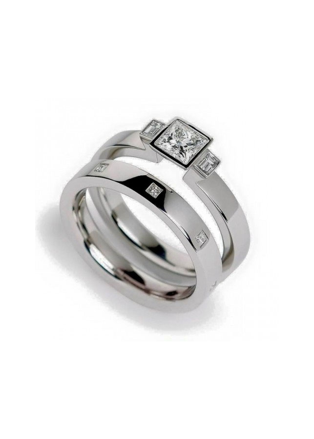 Nhẫn đôi vững chắc xi bạch kim cỡ nhỏ - 7958733 , 8297611092957 , 62_12135227 , 1970000 , Nhan-doi-vung-chac-xi-bach-kim-co-nho-62_12135227 , tiki.vn , Nhẫn đôi vững chắc xi bạch kim cỡ nhỏ