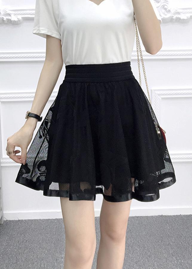 Quần váy ren 3 lớp Haint Boutique Cv22