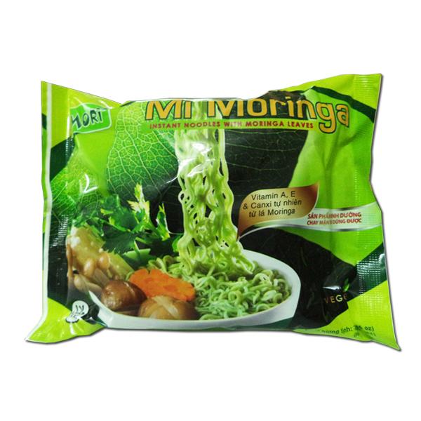 Thùng 30 Gói Mì Moringa (70gr/Gói)