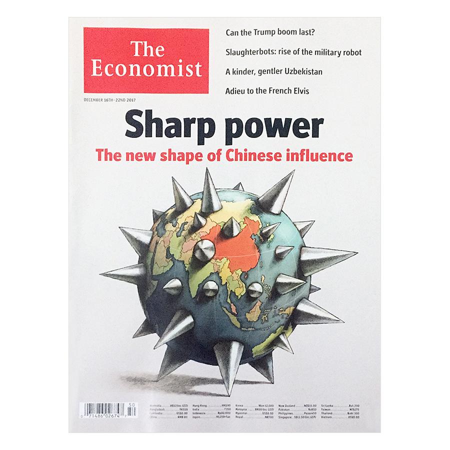 The Economist: Sharp Power - 50 - 876199 , 7818792685274 , 62_1193145 , 184000 , The-Economist-Sharp-Power-50-62_1193145 , tiki.vn , The Economist: Sharp Power - 50