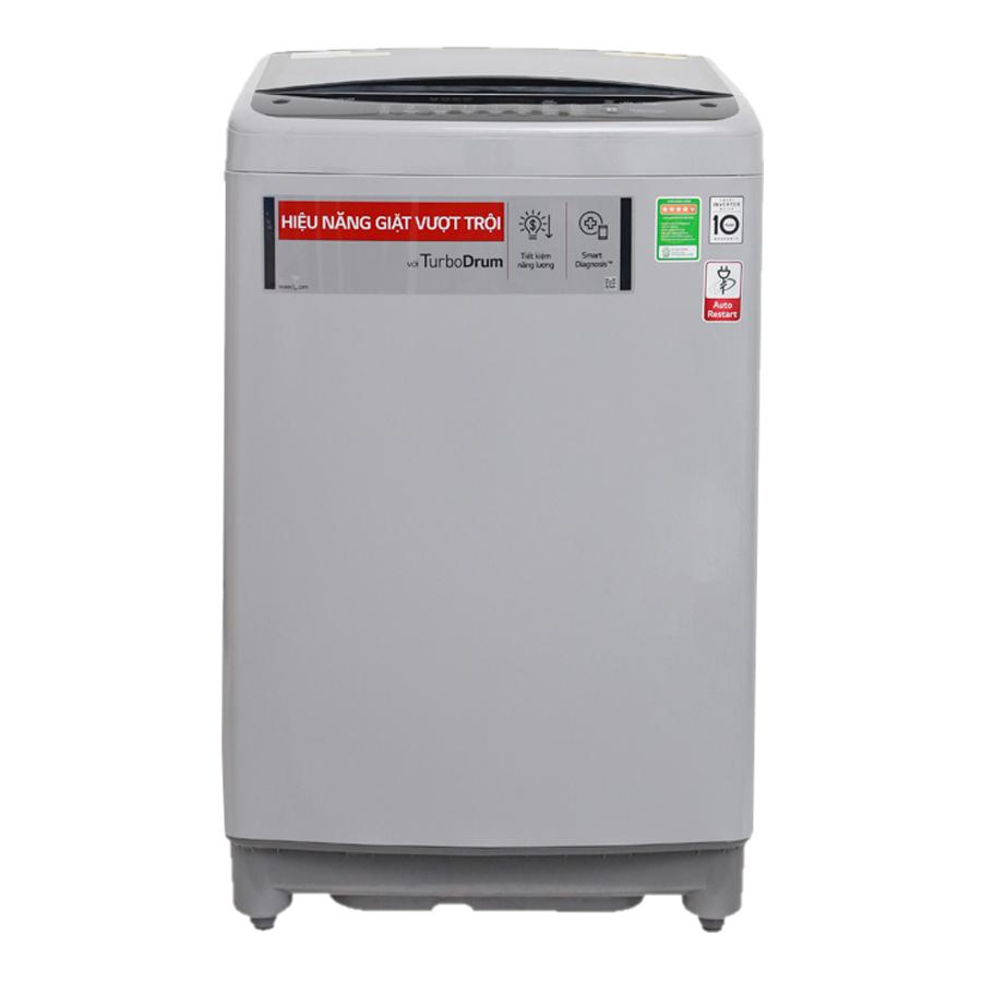 Máy giặt LG Inverter 8.5 kg T2385VS2M - 1287984 , 3748707611866 , 62_13298888 , 8000000 , May-giat-LG-Inverter-8.5-kg-T2385VS2M-62_13298888 , tiki.vn , Máy giặt LG Inverter 8.5 kg T2385VS2M
