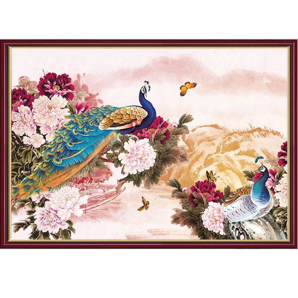 Tranh dán tường 3D vải lụa cao cấp hình đôi chim công kim tiền phú quý vinh hoa - ĐC - 2151625 , 3118770206571 , 62_13740484 , 450000 , Tranh-dan-tuong-3D-vai-lua-cao-cap-hinh-doi-chim-cong-kim-tien-phu-quy-vinh-hoa-DC-62_13740484 , tiki.vn , Tranh dán tường 3D vải lụa cao cấp hình đôi chim công kim tiền phú quý vinh hoa - ĐC