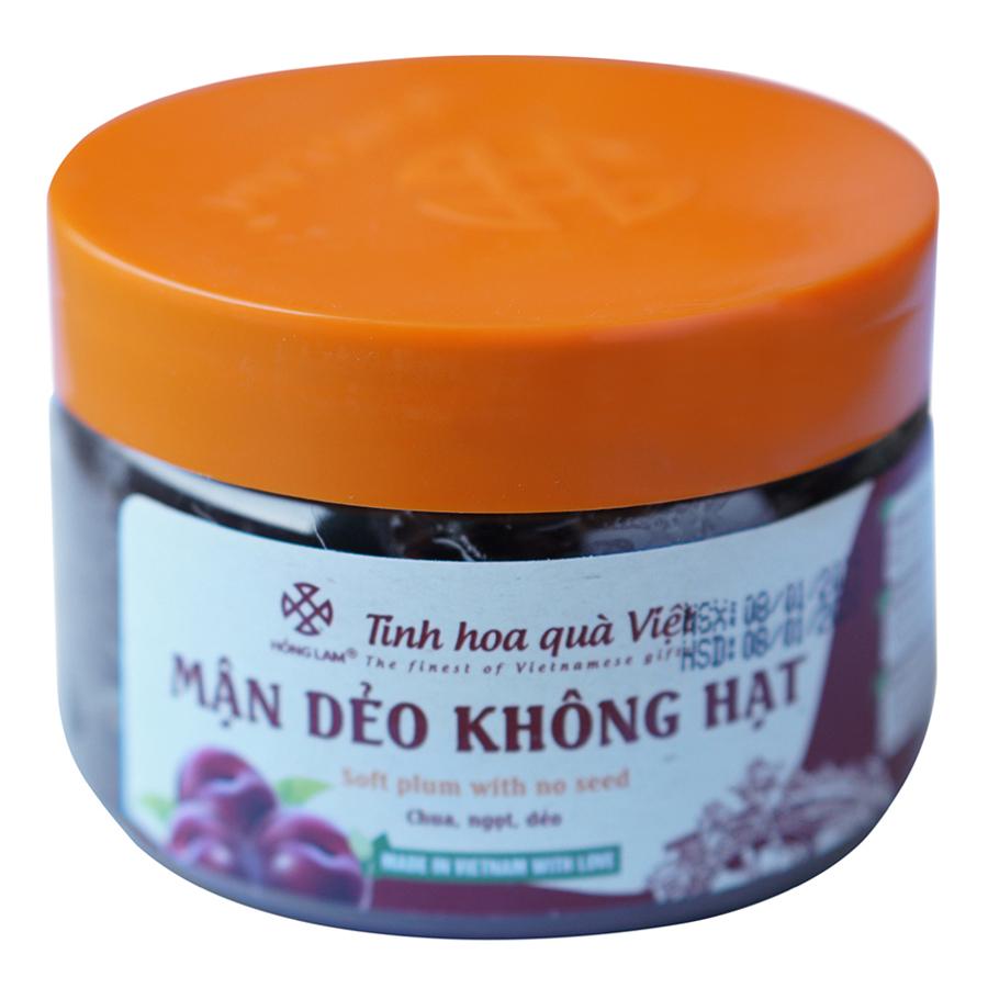 Mận dẻo không hạt Hồng Lam (Chua, ngọt, dẻo) (200g) - 1428374 , 9608441912763 , 62_7411821 , 140000 , Man-deo-khong-hat-Hong-Lam-Chua-ngot-deo-200g-62_7411821 , tiki.vn , Mận dẻo không hạt Hồng Lam (Chua, ngọt, dẻo) (200g)