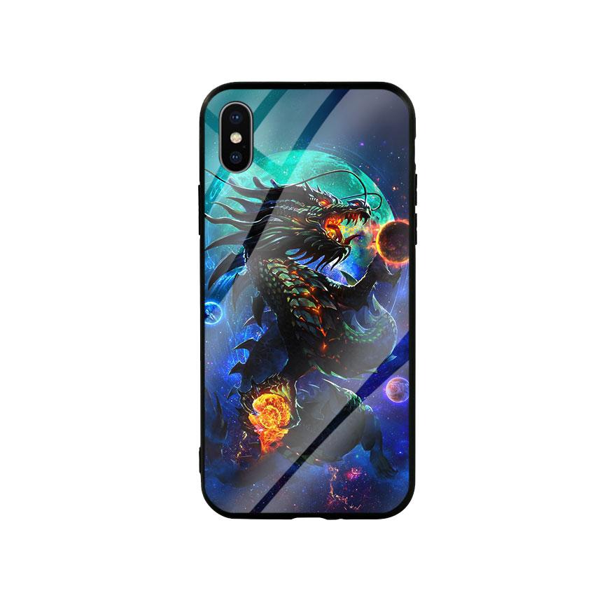 Ốp Lưng Kính Cường Lực cho điện thoại Iphone X / Xs - Dragon 10 - 1534723 , 3132648647969 , 62_14804314 , 250000 , Op-Lung-Kinh-Cuong-Luc-cho-dien-thoai-Iphone-X--Xs-Dragon-10-62_14804314 , tiki.vn , Ốp Lưng Kính Cường Lực cho điện thoại Iphone X / Xs - Dragon 10