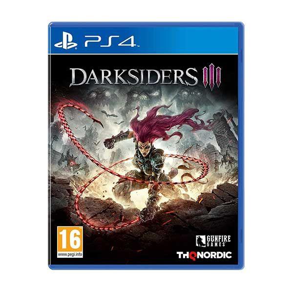 Đĩa Game Darksiders III Cho Playstation 4