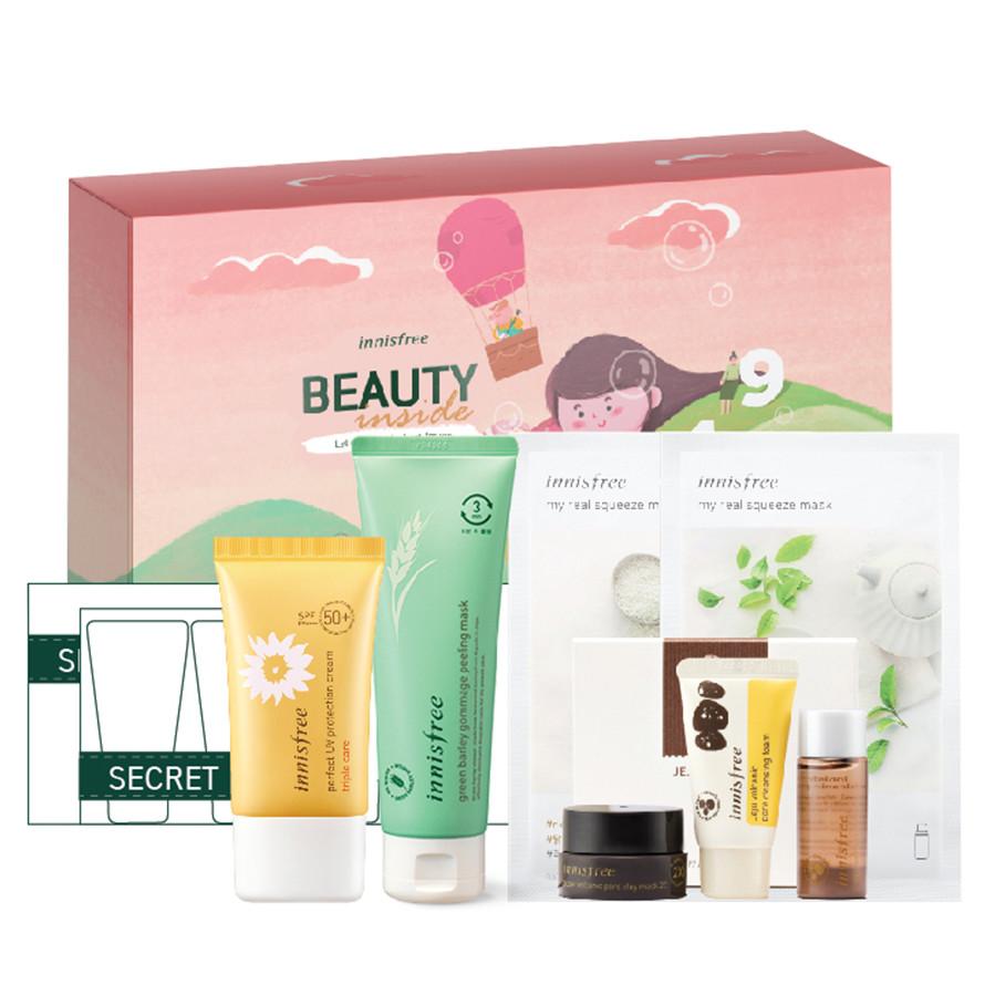 Bộ Sản Phẩm [Phiên Bản Đặc Biệt Innisfree Beauty Inside Box 2019] - 1812258 , 9425948795411 , 62_10861838 , 600000 , Bo-San-Pham-Phien-Ban-Dac-Biet-Innisfree-Beauty-Inside-Box-2019-62_10861838 , tiki.vn , Bộ Sản Phẩm [Phiên Bản Đặc Biệt Innisfree Beauty Inside Box 2019]