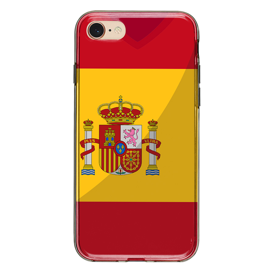 Ốp Lưng Mika Cho iPhone 7 / 8 SPAIN-C-IP7 - 985848 , 7459792036200 , 62_2597425 , 250000 , Op-Lung-Mika-Cho-iPhone-7--8-SPAIN-C-IP7-62_2597425 , tiki.vn , Ốp Lưng Mika Cho iPhone 7 / 8 SPAIN-C-IP7